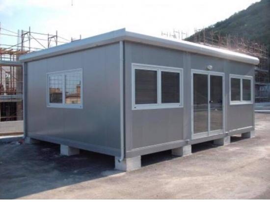 Box uffici, containers, prefabbricati e monoblocch...