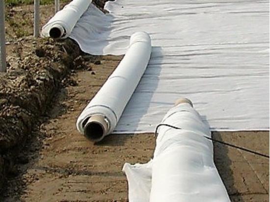 Tessuto non tessuto cantieri , soluzioni di geocom...