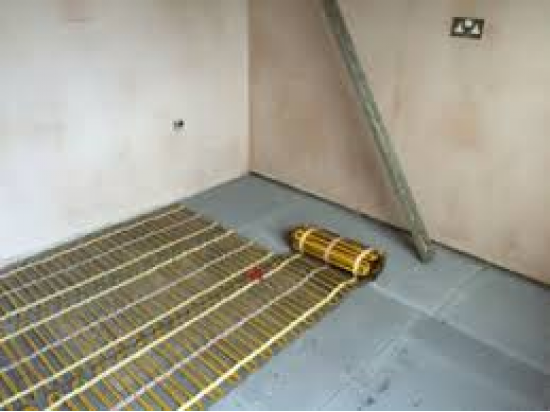 Reti radianti elettriche riscaldamento  per ogni t...