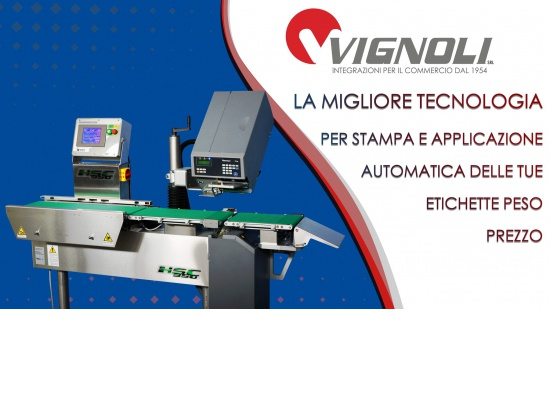 Macchine Automatiche Peso Prezzatrici - Etichettat...