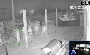 Furto sventato presso ingrosso a Villa Literno (CE) - Sistema BOR Security - YouTube