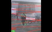 Furto sventato presso bar/tabacchi di un distributore San Marcellino (CE) - Sistema BOR Security - YouTube