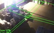 IL VIDEO. I ladri entrano nell'ingrosso edile. Scatta l'allarme e parte la fuga - CasertaCE