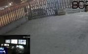 Tentativo di furto sventato in negozio fronte strada: Come difendersi dai ladri con il Sistema BOR - YouTube