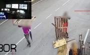 Sciacalle fermate mentre rubavano pedane - Come difendersi dai ladri con il Sistema BOR Security - YouTube