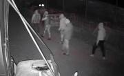 Tentano il furto in un'azienda, 5 ladri messi in fuga I FOTO