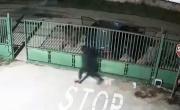La banda della Multipla viola il 'coprifuoco' e tenta il colpo al supermercato | FOTO