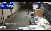 CAIVANO (NA) - Intrusione pianificata ai danni di un'azienda dissuasa dal Custode Virtuale BOR - YouTube
