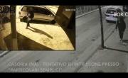 """Intrusione dissuasa a Casoria (NA) presso il negozio di abbigliamento """"PARTICOLARI SEMPLICI"""" - YouTube"""