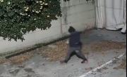 Raid durante coprifuoco, assalto al deposito del supermercato. VIDEO