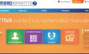 E' online www.numero-ripartito.it: il numero 840 ricaricabile per il tuo business.