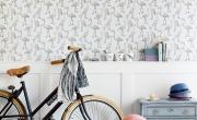 Neanche Agena resiste al fascino dei fenicotteri e veste le pareti a tema! Il colore prevalente? Il rosa!