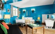 Il Grand Amour Hotel di Parigi sceglie la serie Roma di Rubinetterie Stella