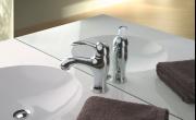 Linea Dune di Roberto Crolla Rubinetterie. L'alternativa classica per il bagno contemporaneo.