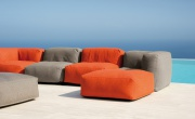 Set Componibile Portland di Moia – Your Home Outdoor. Versatilità e colore per un'oasi di relax.