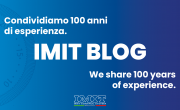IMIT Control System, oltre 100 anni di esperienza in un blog