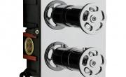 Serie Industrial di OMBG. Il miscelatore termostatico moderno e funzionale