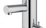 Sensor di OMBG. Il miscelatore termostatico elettronico per il lavabo