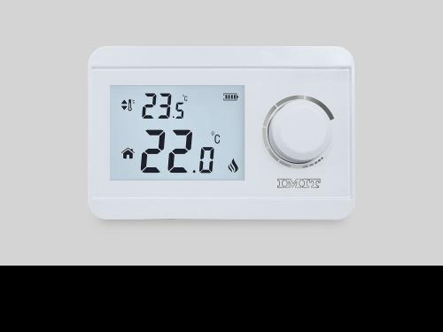 Silver TA di IMIT Control System. Stile minimal, funzionalità massima