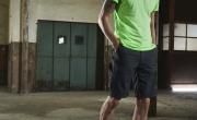T-shirt e bermuda U-Power.  Stile e comfort anche in estate
