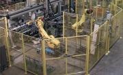 Cella Robotizzata per Montaggio Box Doccia