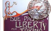 2 Passi in Liberty per Torino