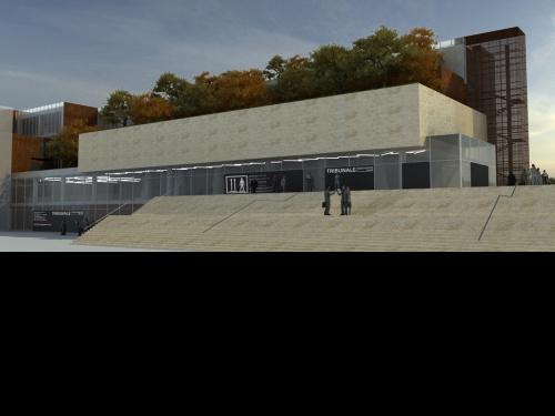 Appaltati i lavori per la ricostruzione degli uffici del Palazzo di Giustizia di L'Aquila