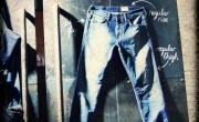 Jeans WRANGLER Greensboro Footwork Standard Fit ,Zip Fly