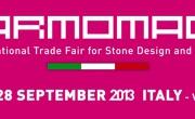 Sofil Marmi presenta gli ultimi progetti a Marmomacc 2013